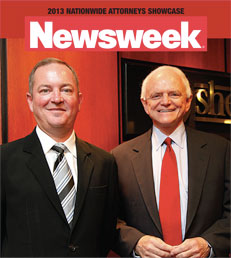 John and Ron Sheffer on Newsweek